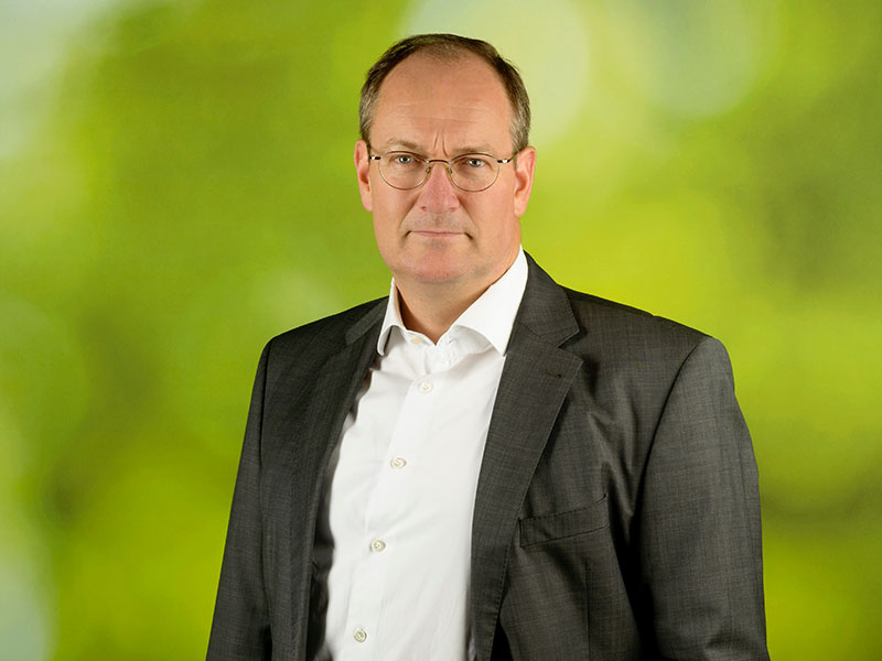 Mr Ulrich Grauert, INTERHOLCO CEO © Interholco